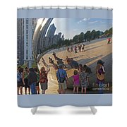 Photographers All Shower Curtain