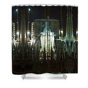 Photography Lights N Shades Sagrada Temple Download For Personal Commercial Projects Bulk Printing Shower Curtain