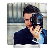 Photography Shower Curtain