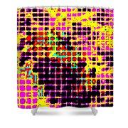 Photonic Lattice Shower Curtain by Eikoni Images