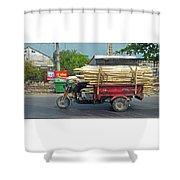Phu My 7 Shower Curtain