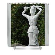 Phu My Statues 3 Shower Curtain