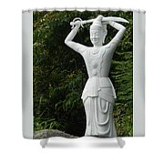 Phu My Statues 3 Shower Curtain