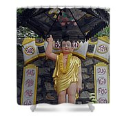 Phu My Statues 4 Shower Curtain