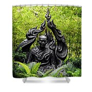 Phu My Statues 6 Shower Curtain