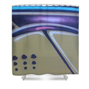 Physical Graffiti Shower Curtain