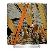 Piano 2 Shower Curtain
