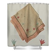Piano Cover Shower Curtain