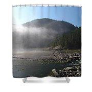 Baie-des-rochers 2, Quebec Shower Curtain