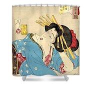 pic04041 Yoshitoshi Shower Curtain