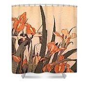 pic09600 Hokusai Shower Curtain