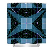 Pic1_coll5_10122017 Shower Curtain