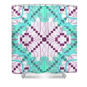 Pic2_coll1_15022018 Shower Curtain
