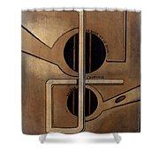 Picabia: Cest Clair, C1917 Shower Curtain
