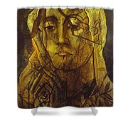 picabia33 Francis Picabia Shower Curtain