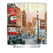 Picadilly  Shower Curtain