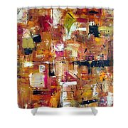 Picante Shower Curtain