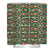 Picasso Bug Shower Curtain