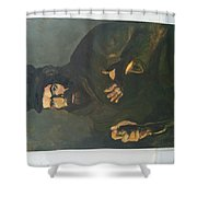 Picassocover Shower Curtain