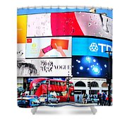 Piccadilly Magic Shower Curtain