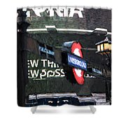 Piccadilly Shower Curtain