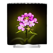 Pick Me Pinky Shower Curtain