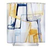 Pick Up Sticks Shower Curtain