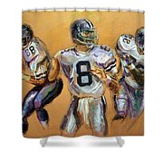 Pick Your Poison...the Glory Days Shower Curtain