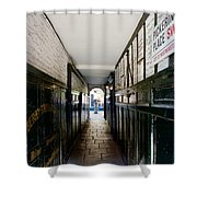Pickering Place Shower Curtain