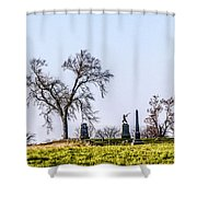 Picketts Charge Shower Curtain