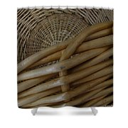 Picnic Basket Shower Curtain
