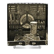 Picnic Pastime Shower Curtain