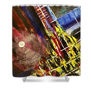 Picture 3 Shower Curtain