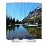Picturesque Lake Shower Curtain
