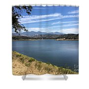 Picturesque View Shower Curtain