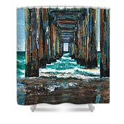 Pier One Shower Curtain