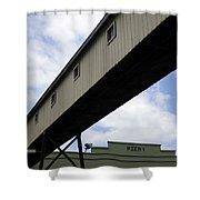 Pier Passage Shower Curtain