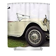 Pierce Arrow Shower Curtain