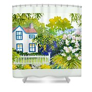 Piermont Shower Curtain