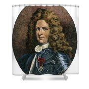 Pierre Lemoyne, 1661-1706 Shower Curtain