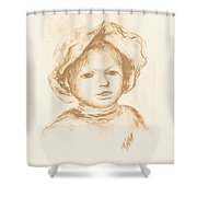 Pierre Renoir Shower Curtain