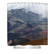 Pihanakalani Haleakala House Of The Sun Summit Maui Hawaii Shower Curtain