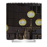 Pike Lights  Shower Curtain