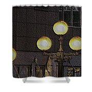 Pike Lights  Shower Curtain