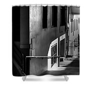 Pike Place Corridor Shower Curtain