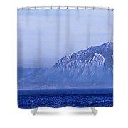 Pilars Of Hercules Shower Curtain