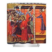Pilate Washes His Hands 1311 Shower Curtain