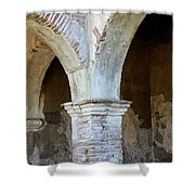 Pillars Shower Curtain