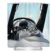 Pilot Shower Curtain
