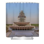 Pineapple #5003 Shower Curtain